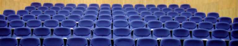 Pormenor do auditório
