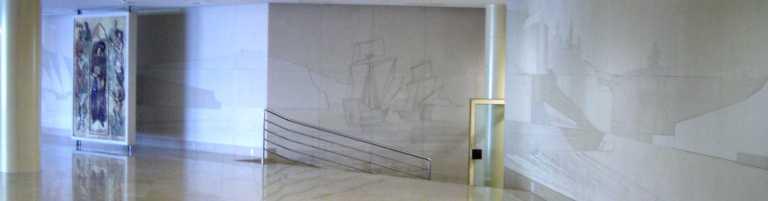 Mosaico interior do Infante D. Henrique
